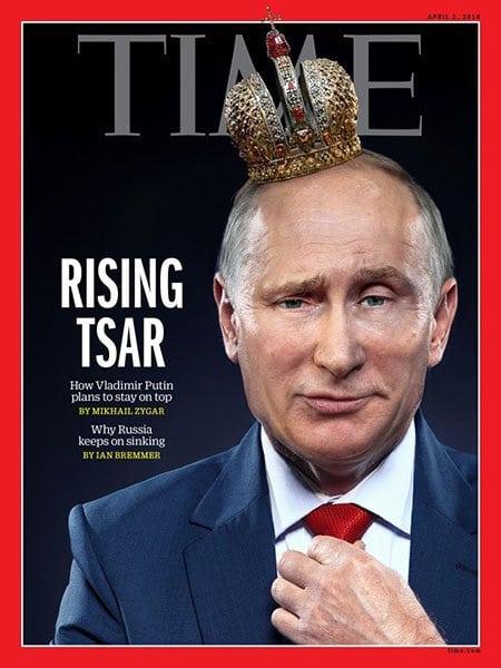 5 вещей, которыми Путин похож на царя