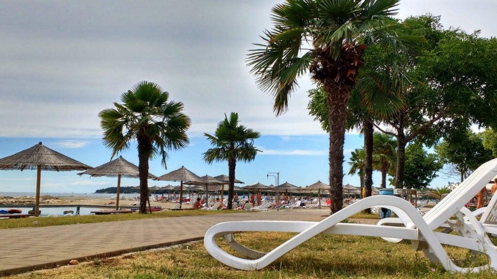 Пляж Валалта