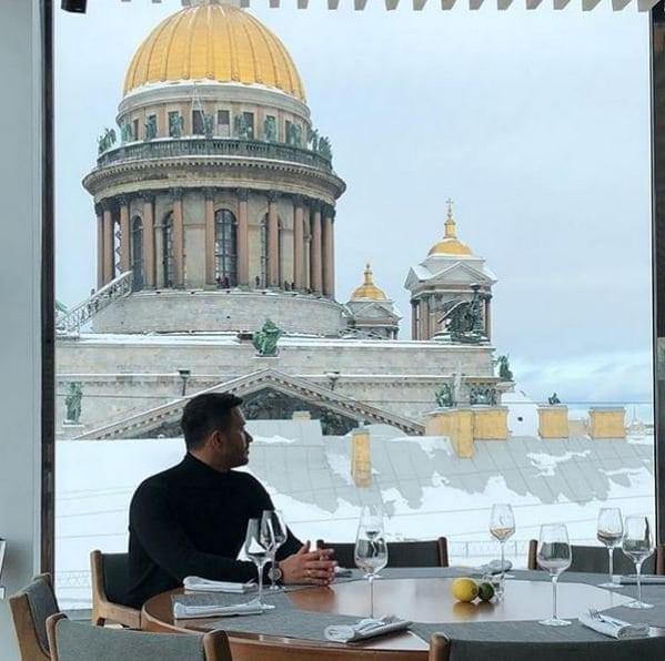 Сергей Лазарев впервые сообщил о своём муже, но вскоре удалил пост (фото)