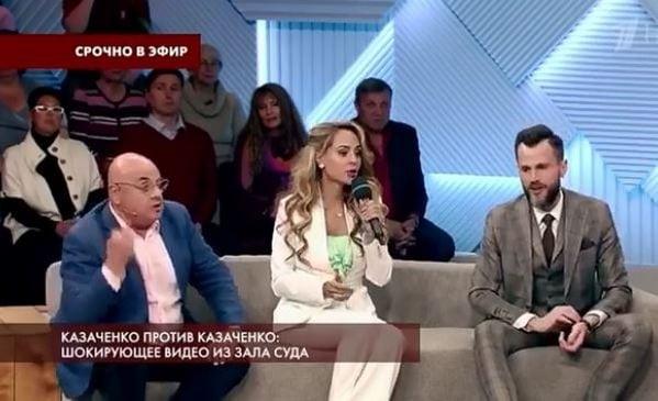 Прохор Шаляпин сравнил бывшую невесту с Ольгой Бузовой