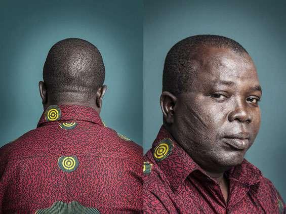 Фотосерия африканского племени, где шрамы на лице служили удостоверением личности