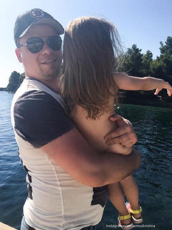Кристина Асмус ждет второго ребенка от Гарика Харламова