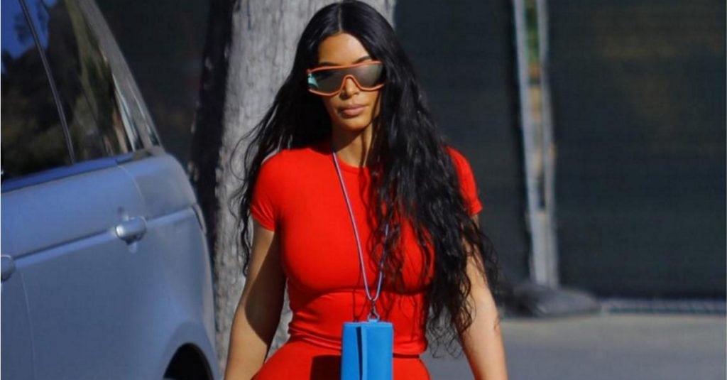 Ким Кардашьян анонсировала 5 модных образов из новой коллекции Yeezy Season 7