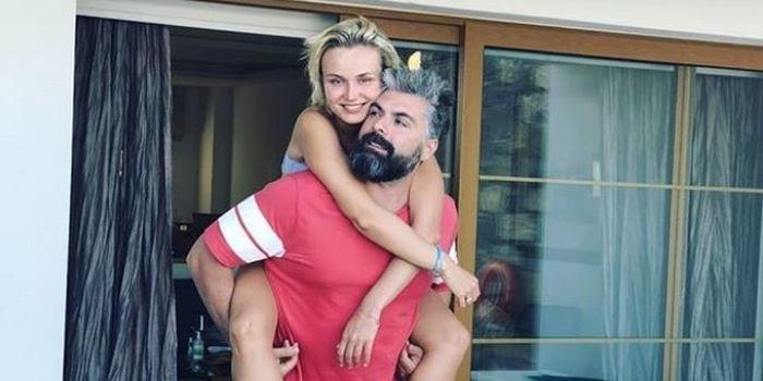 Полина Гагарина и Дмитрий Исхаков показали редкое фото с дочерью