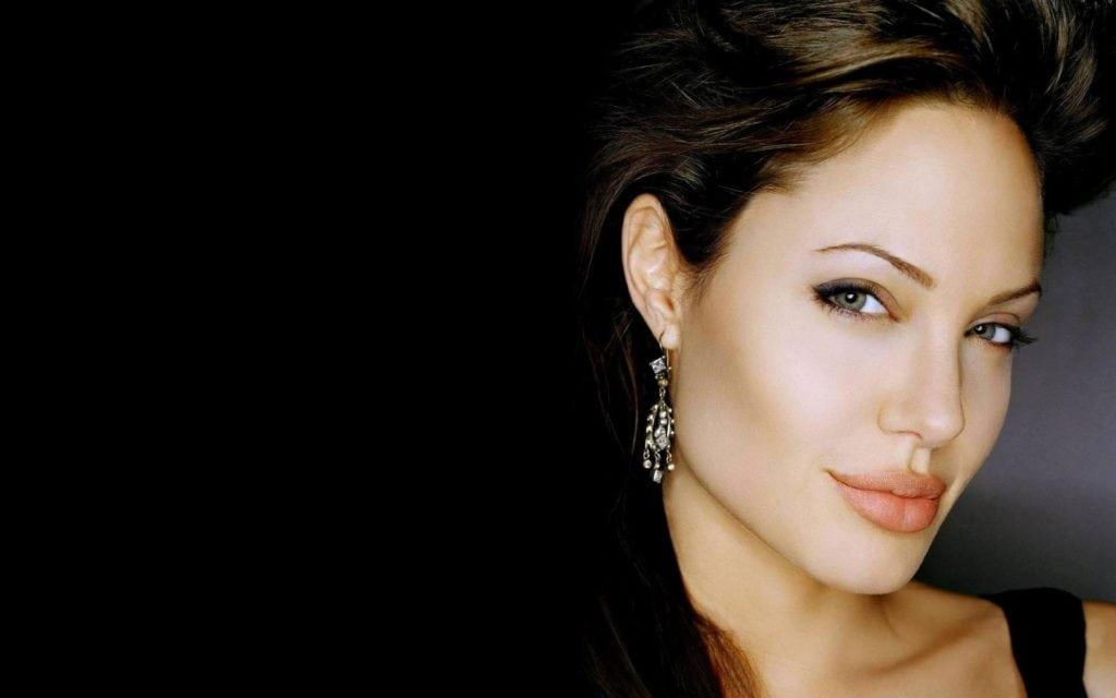 Красота по американски. Анджелина Джоли