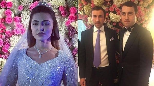 Саид Гуцериев и Хадижа Ужахова
