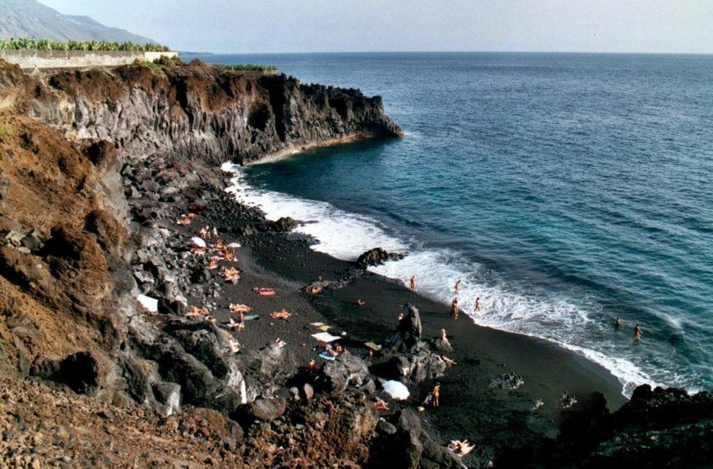 Пляж Las Monjas