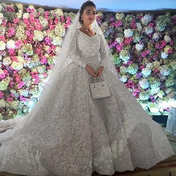 10 самых роскошных свадеб XXI века