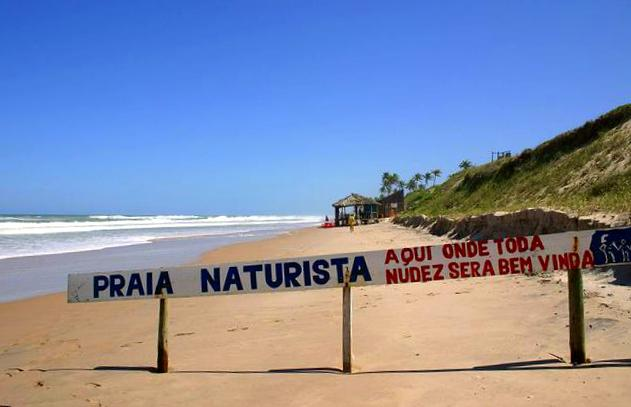 Пляж Massarandupio
