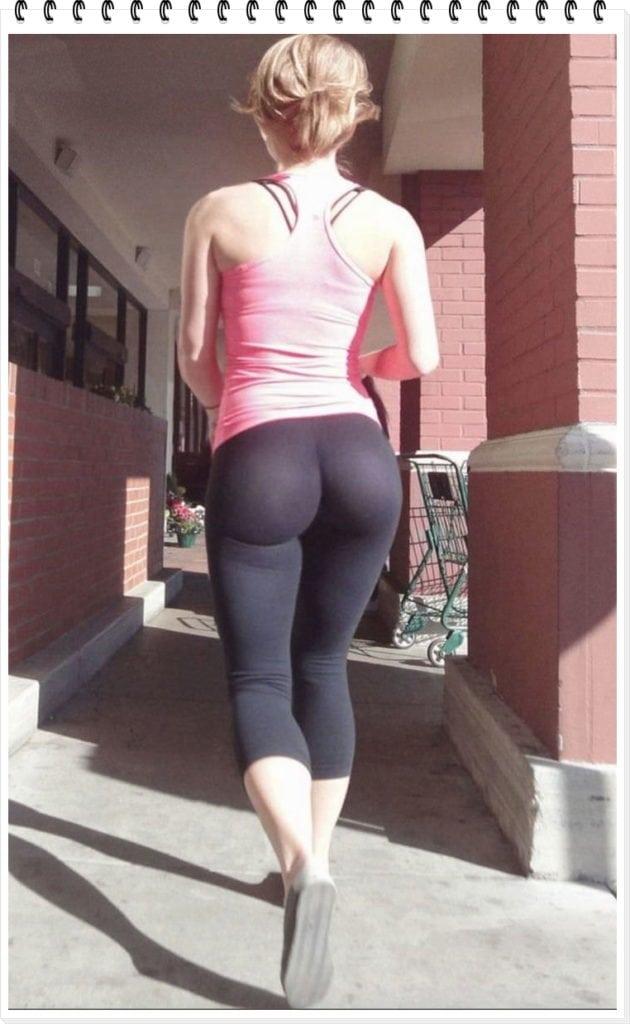 BEAUTY: Девочки в леггинсах. Быть на спорте