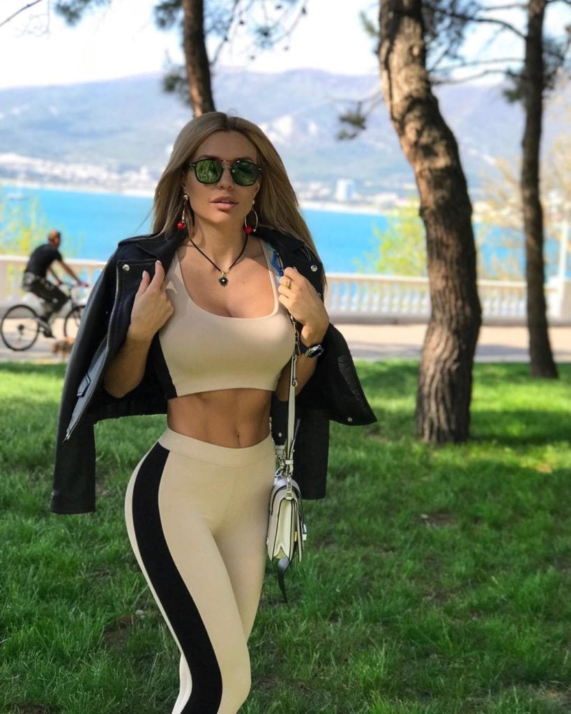Екатерина Усманова