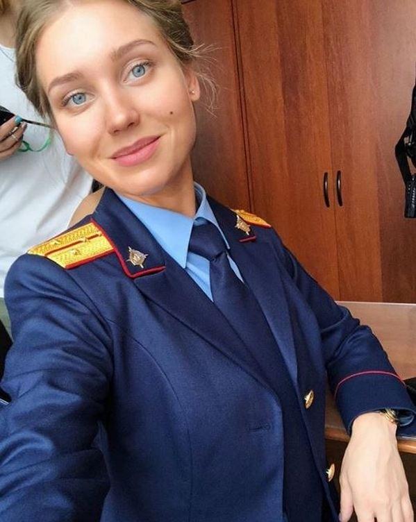 Кристина Асмус попала в полицию, фото