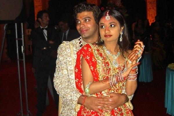 Ваниша Миттал и Амит Бхатиа