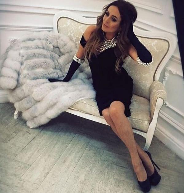 Юлии Началовой