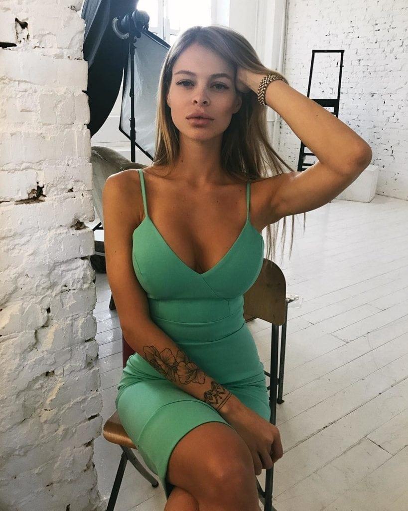Анастасия Гизерская