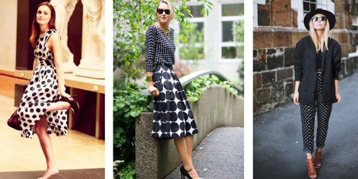 Как правильно носить «гороховые» вещи: уличный стиль нам в помощь