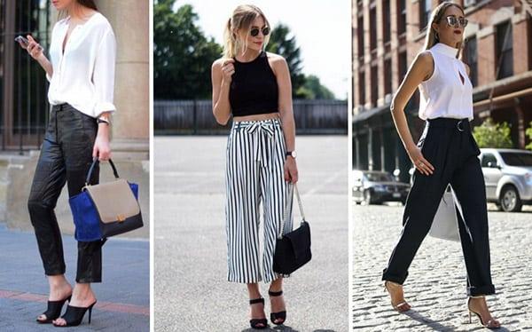 Black & White – тренд 2018: самые стильные образы лета