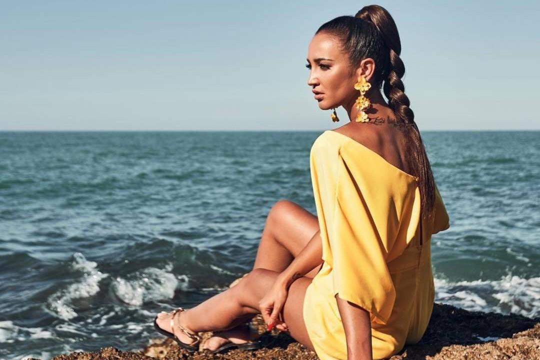 Ольга Бузова выпустила альбом «Принимай меня»