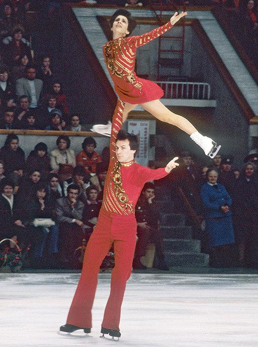 Лед и пламя: влюбленные пары фигурного катания и их захватывающие истории