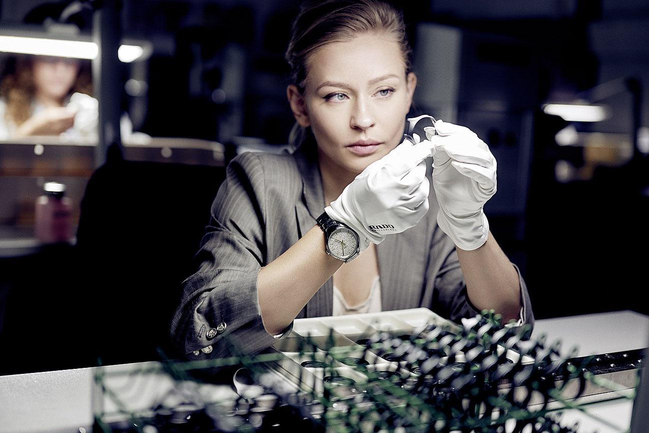 Юлия Пересильд научила звезд готовить на бранче Rado