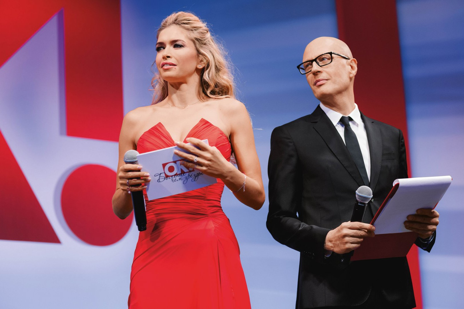 Премия журнала Ok!: Акиньшина, Гагарина, Седокова и другие звезды посоревновались не только в номинациях, но и в оригинальности нарядов
