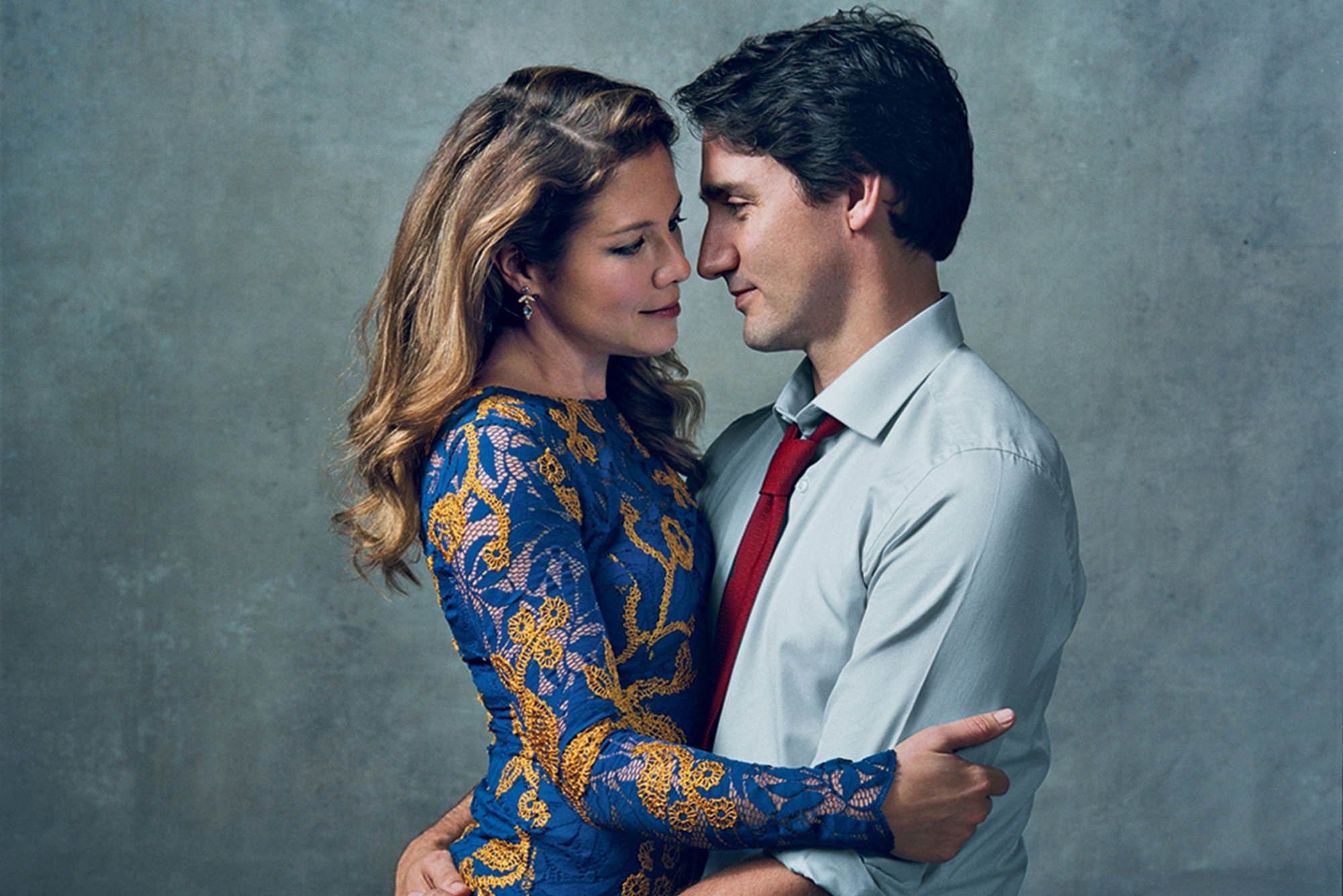 Софи Грегуар: первая леди Канады, красавица и просто добрая душа