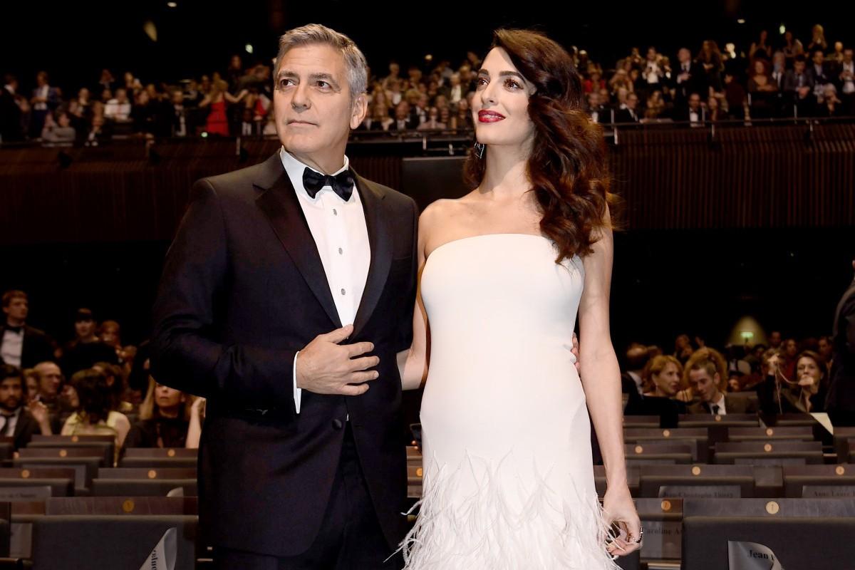 Поклонники потрясены: Джорд и Амаль Клуни разводятся?
