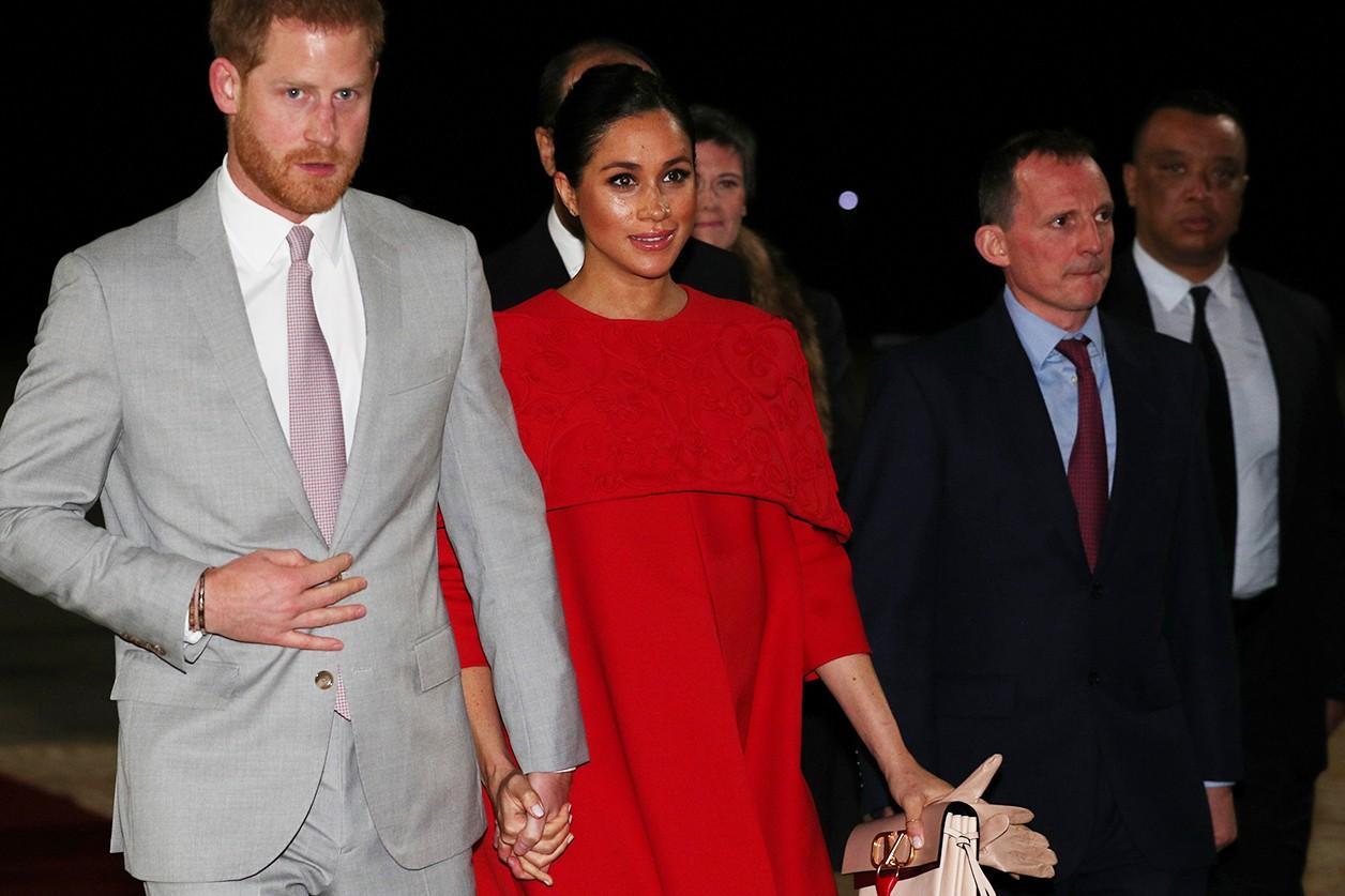 «Дорогая герцогиня»: Меган Маркл потратила кругленькую сумму на наряды для путешествия в Марокко