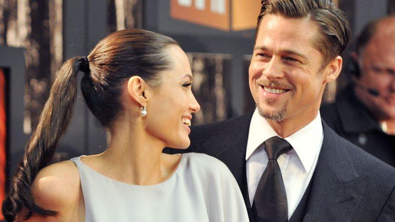 Бесконечный развод: Анджелина Джоли задумала вернуть Брэда Питта