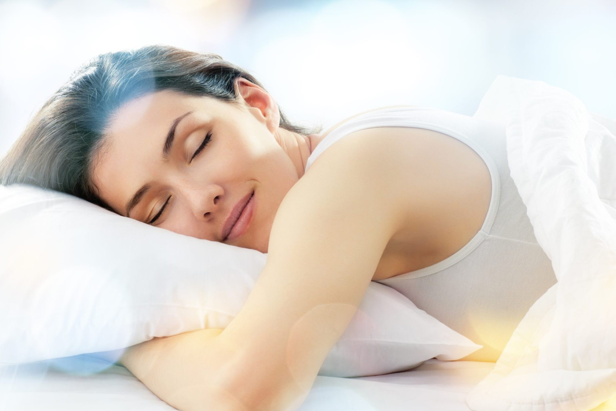 Поза, в которой вы спите, расскажет многое о вас